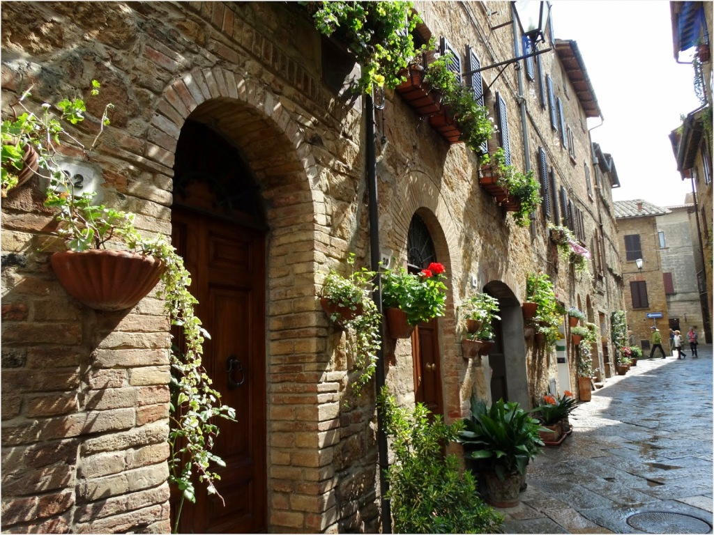 Pienza, Itália