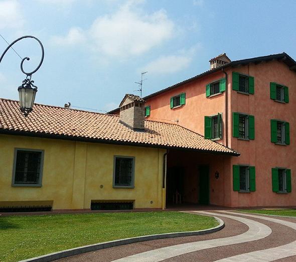 Ferrara no instagram do blog Turismo em Roma