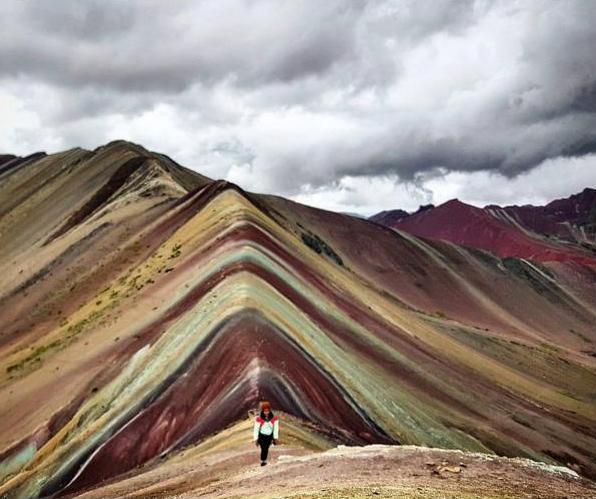Cerro de Colores - Peru