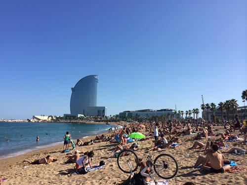 Praia de Sant Sebastià