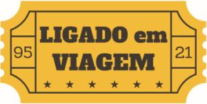 Logo do blog Ligado em Viagem