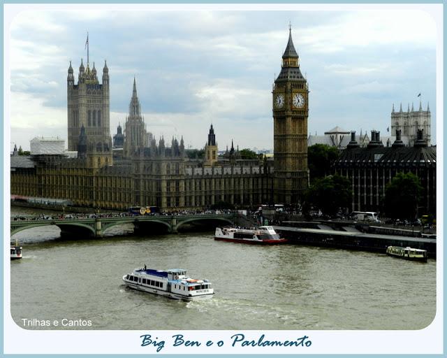 big ben parlamento
